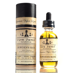 Bowden's Mate - Five Pawns - 60ml