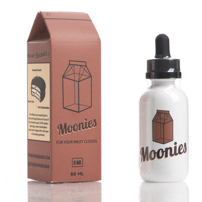 Moonies - The Milkman - 60ml