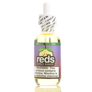 Grape Reds Apple eJuice - 7 Daze - 60mL