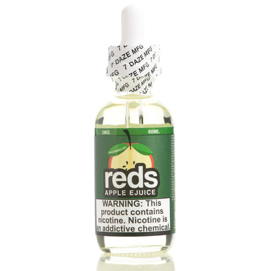 Watermelon Reds Apple eJuice - 7 Daze - 60mL