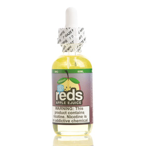 Berries Iced Reds Apple eJuice - 7 Daze - 60mL