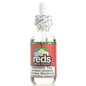 Reds Apple Iced eJuice - 7 Daze - 60mL