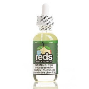 Watermelon Iced Reds Apple eJuice - 7 Daze - 60mL