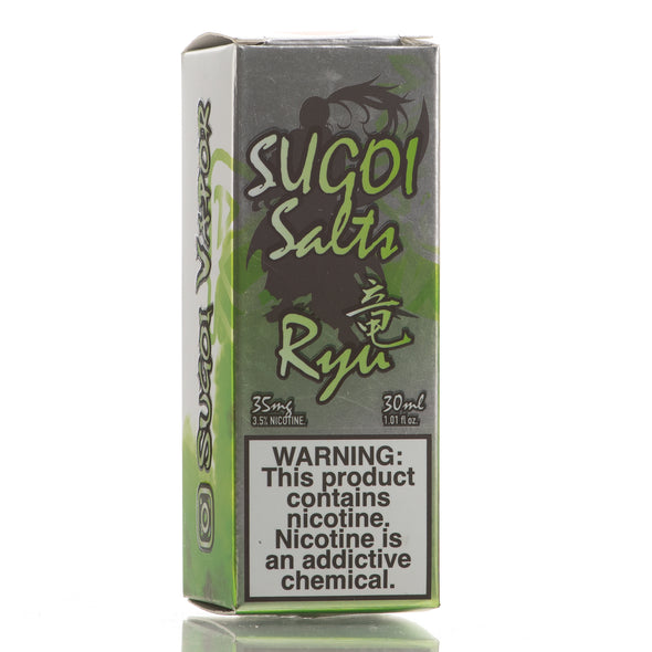 Ryu - Sugoi Salts - 30ml