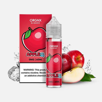 Apple Ice - ORGNX E-Liquids - 60ml