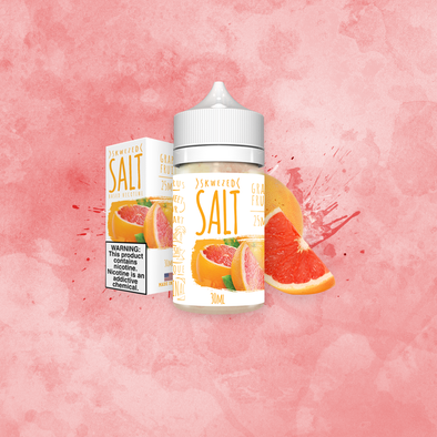 Grapefruit - SKWEZED Salt - 30ml