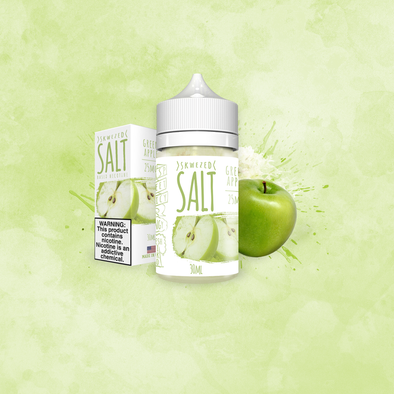 Green Apple - SKWEZED Salt - 30ml