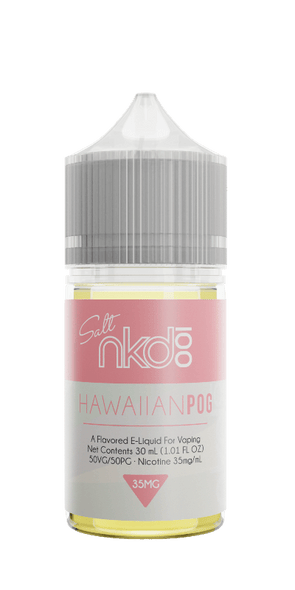 Hawaiian Pog - Nkd 100 Salt E-Liquid - 30ml