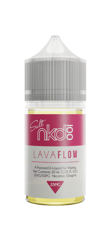 Lava Flow - Nkd 100 Salt E-Liquid - 30ml