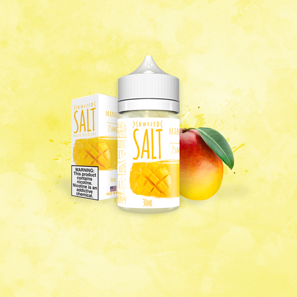 Mango - SKWEZED Salt - 30ml