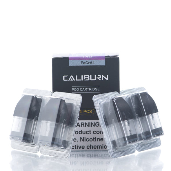Uwell Caliburn Replacement Pods