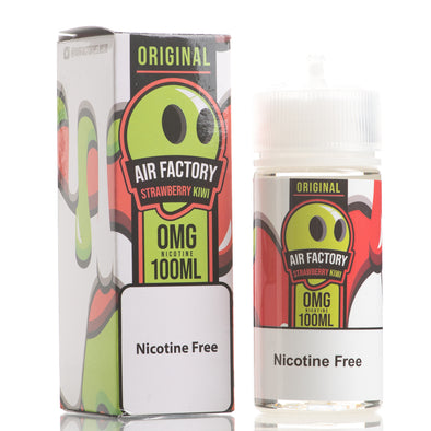 Strawberry Kiwi - Air Factory E-Liquid - 100ml