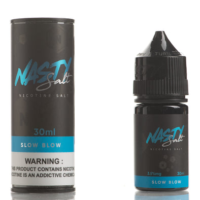Slow Blow - Nasty Salt - 30ml