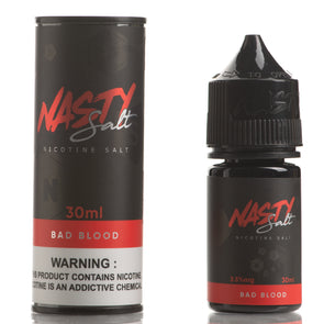 Bad Blood - Nasty Salt - 30ml