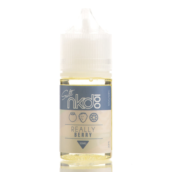 Really Berry - Nkd 100 Salt E-Liquid - 30mL