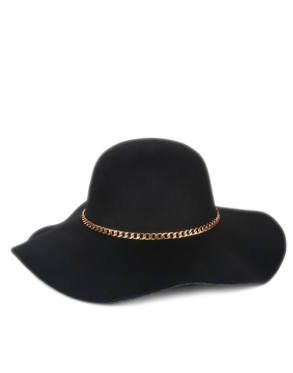 Metal Chain Hat
