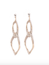 Double Drop Earring - Klutch Trends