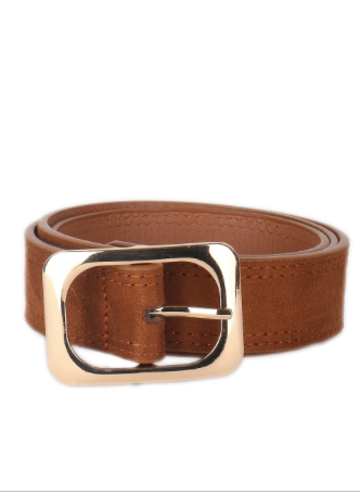 Faux Leather Belt - Klutch Trends