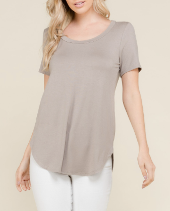 Jersey Tunic - Klutch Trends