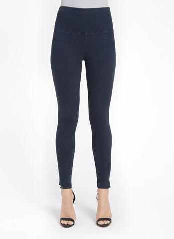 Lysse Denim Legging - Klutch Trends