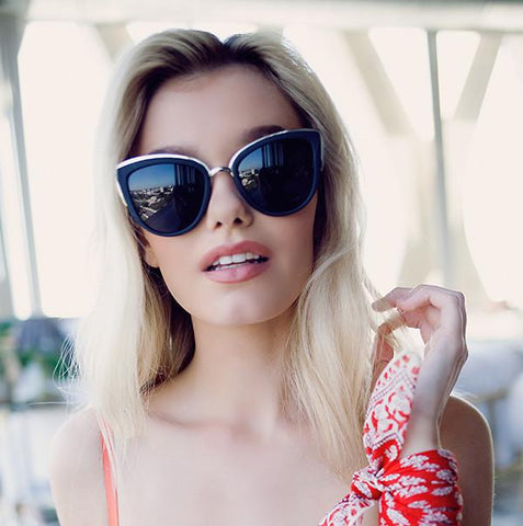 My Girl QUAY Sunglasses - Klutch Trends