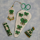 Celtic Butterflies Needlecase Pattern Only