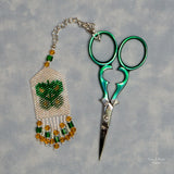 Celtic Butterflies Scissor Fob Pattern Only