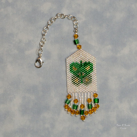 Celtic Butterflies Scissor Fob Kit