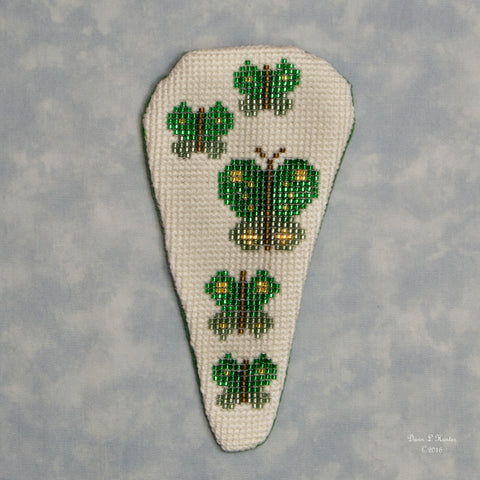 Celtic Butterflies Scissorcase Kit