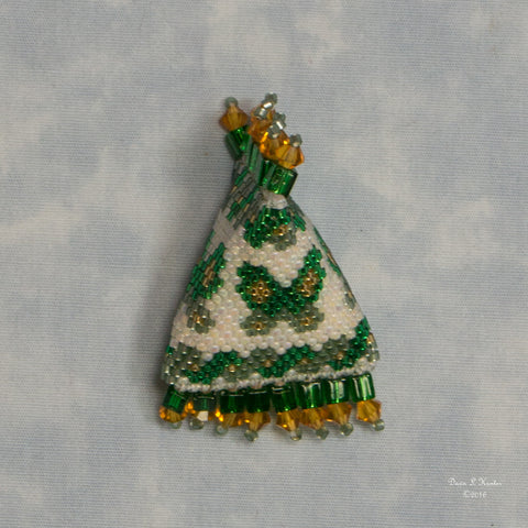 Celtic Butterflies Humbug Needleminder Pattern Only pdf