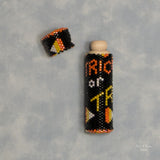 Beaded Candy Corn Needlecase Kit