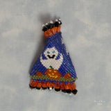 Ghostly Humbug Needleminder Pattern Only