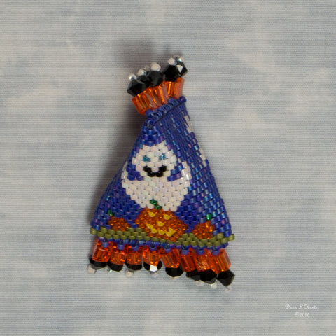 Ghostly Humbug Needleminder Kit