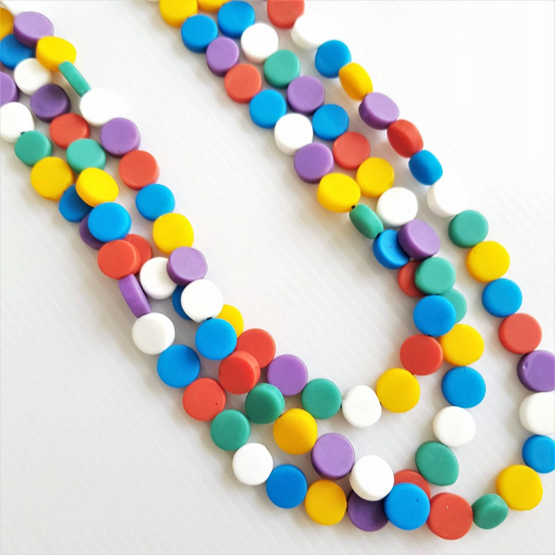Tacy Confetti Necklace