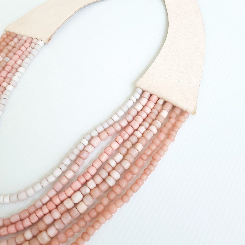 Sky Pink Necklace