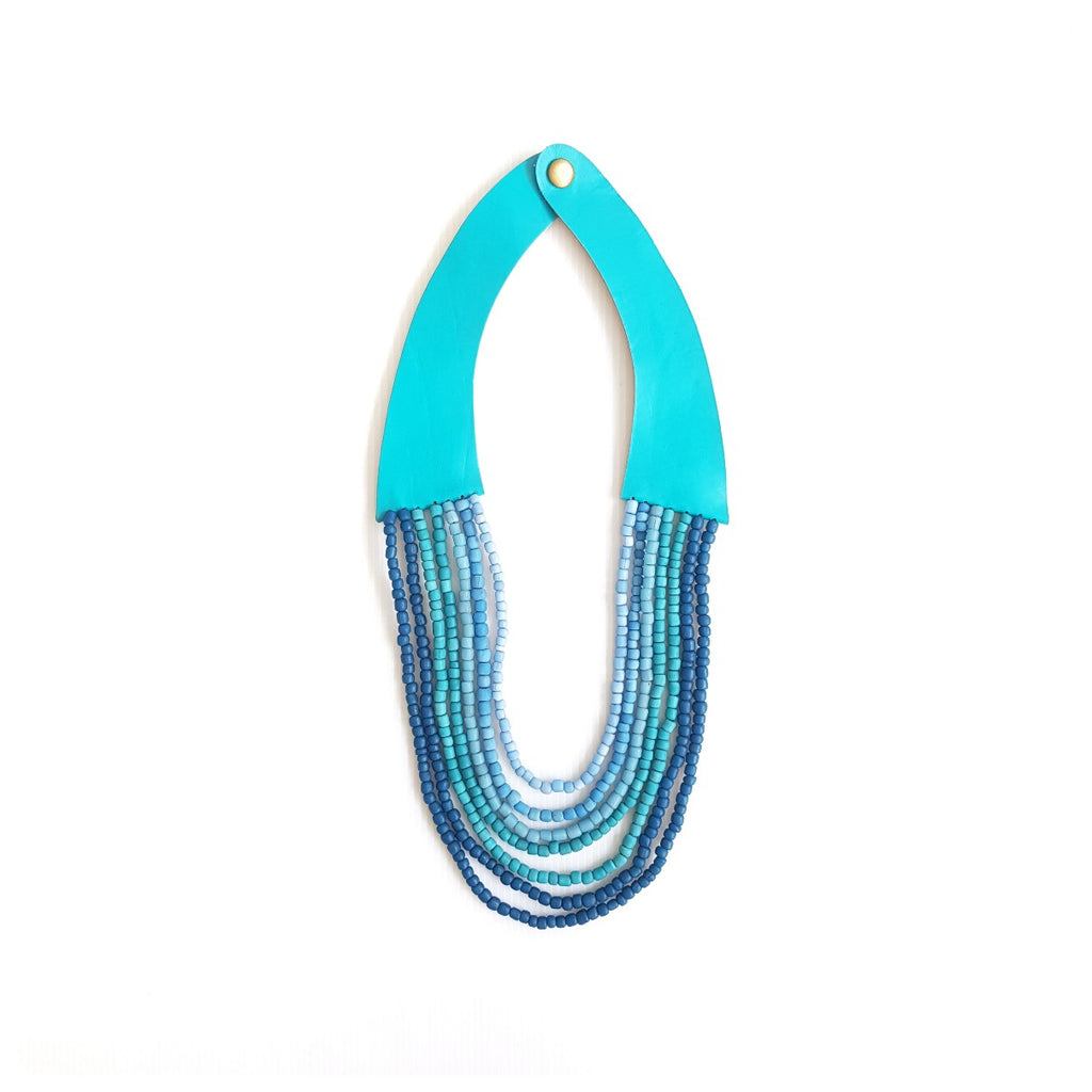 Ocean Blue Necklace