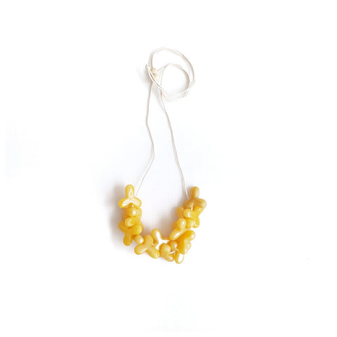 Yura Yellow Necklace