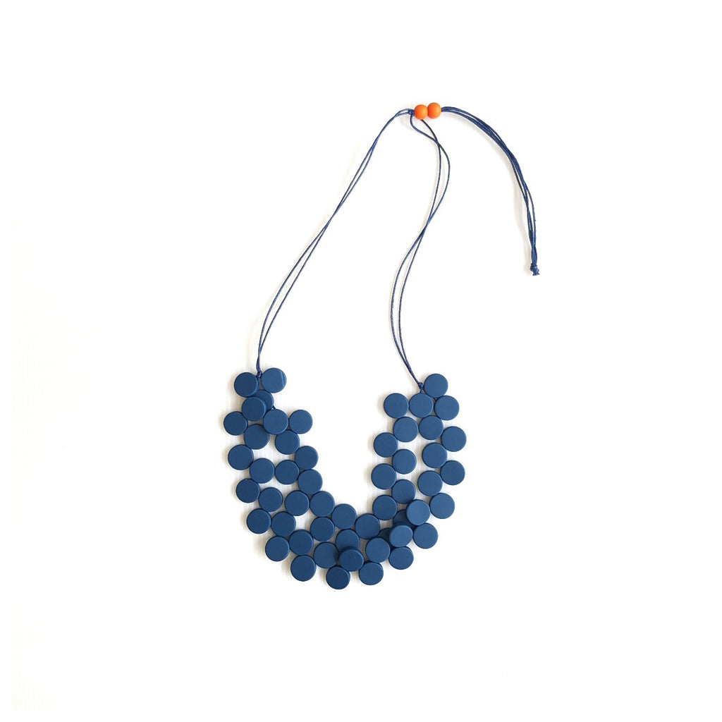 Gracia Blue Necklace
