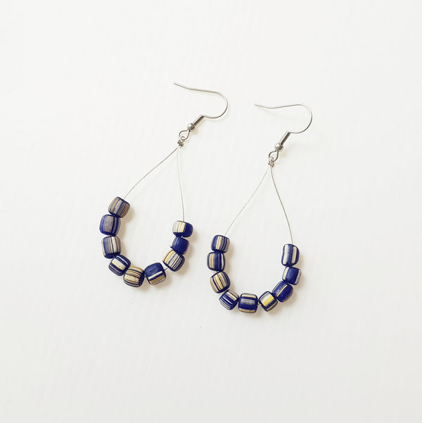 Melinda Blue Earrings