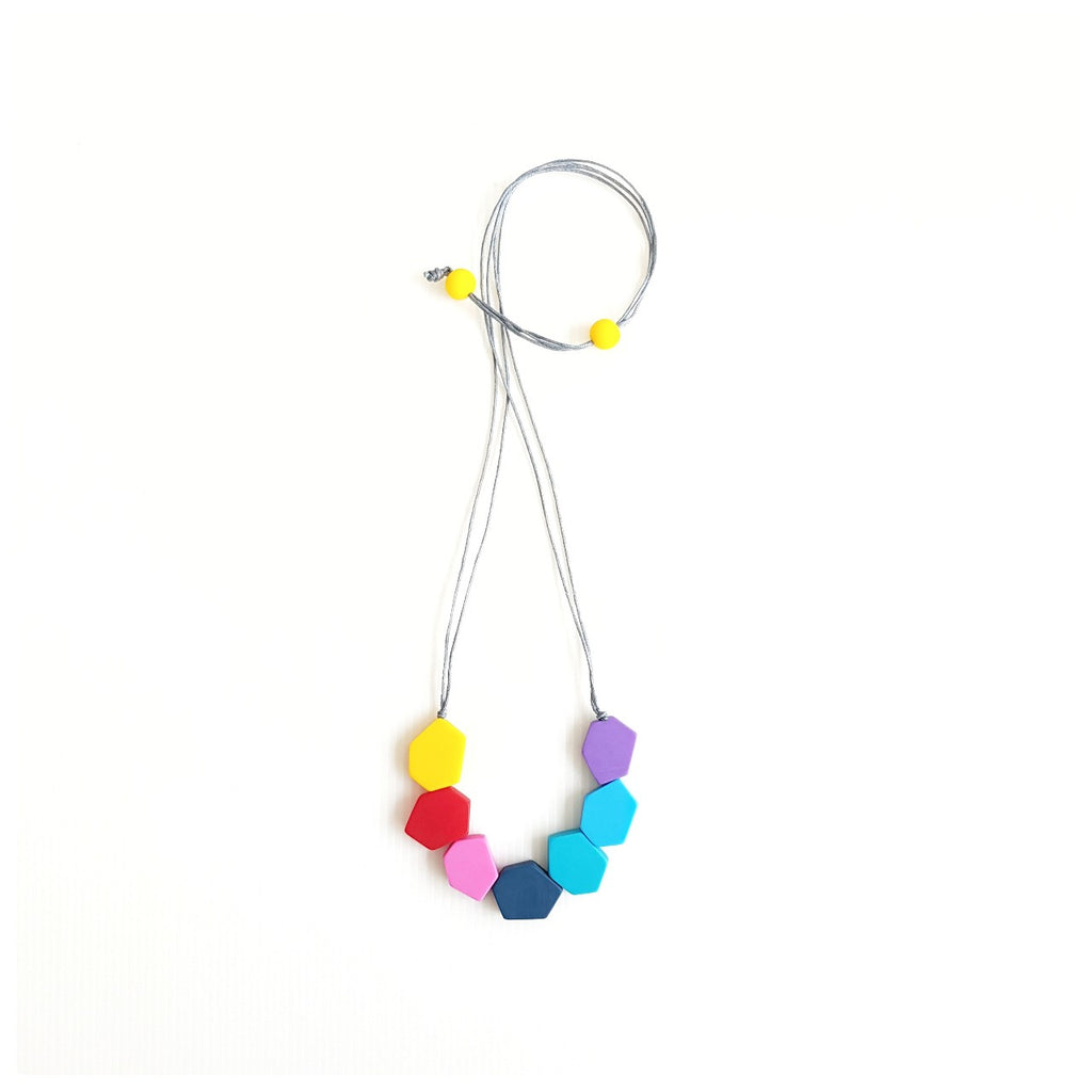 Prism Multicolour Necklace