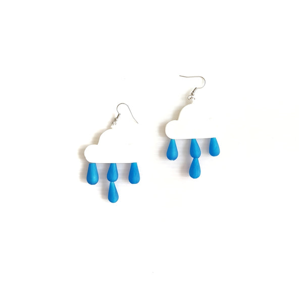Cloud Rainy Earrings