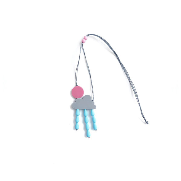 Cloud Rainy Pastel Necklace
