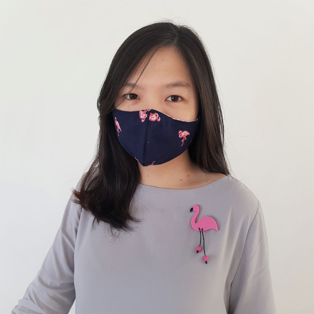 [Pre-order] Flamingo Mask Bundle A