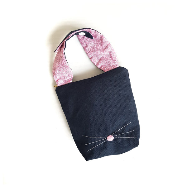 Rabbit Pouch Navy