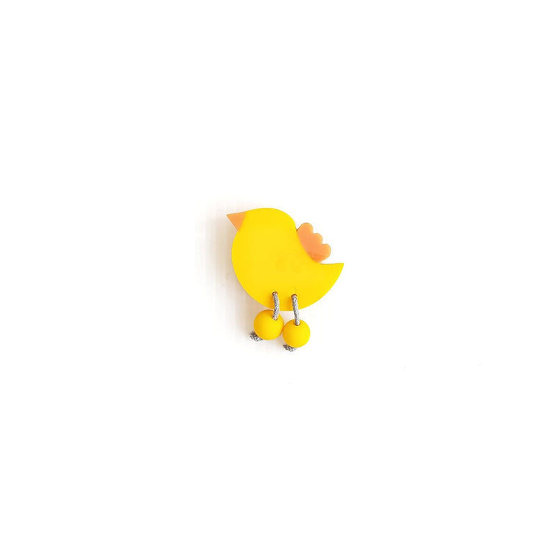 Little Chick brooch