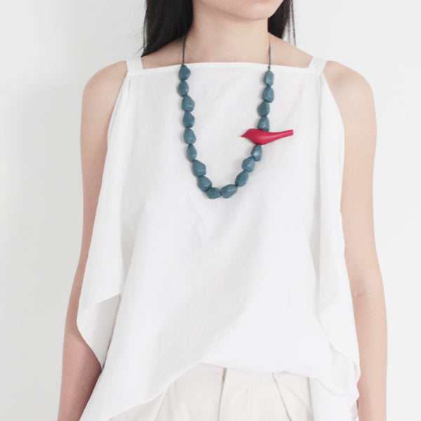 Albany Grey Necklace