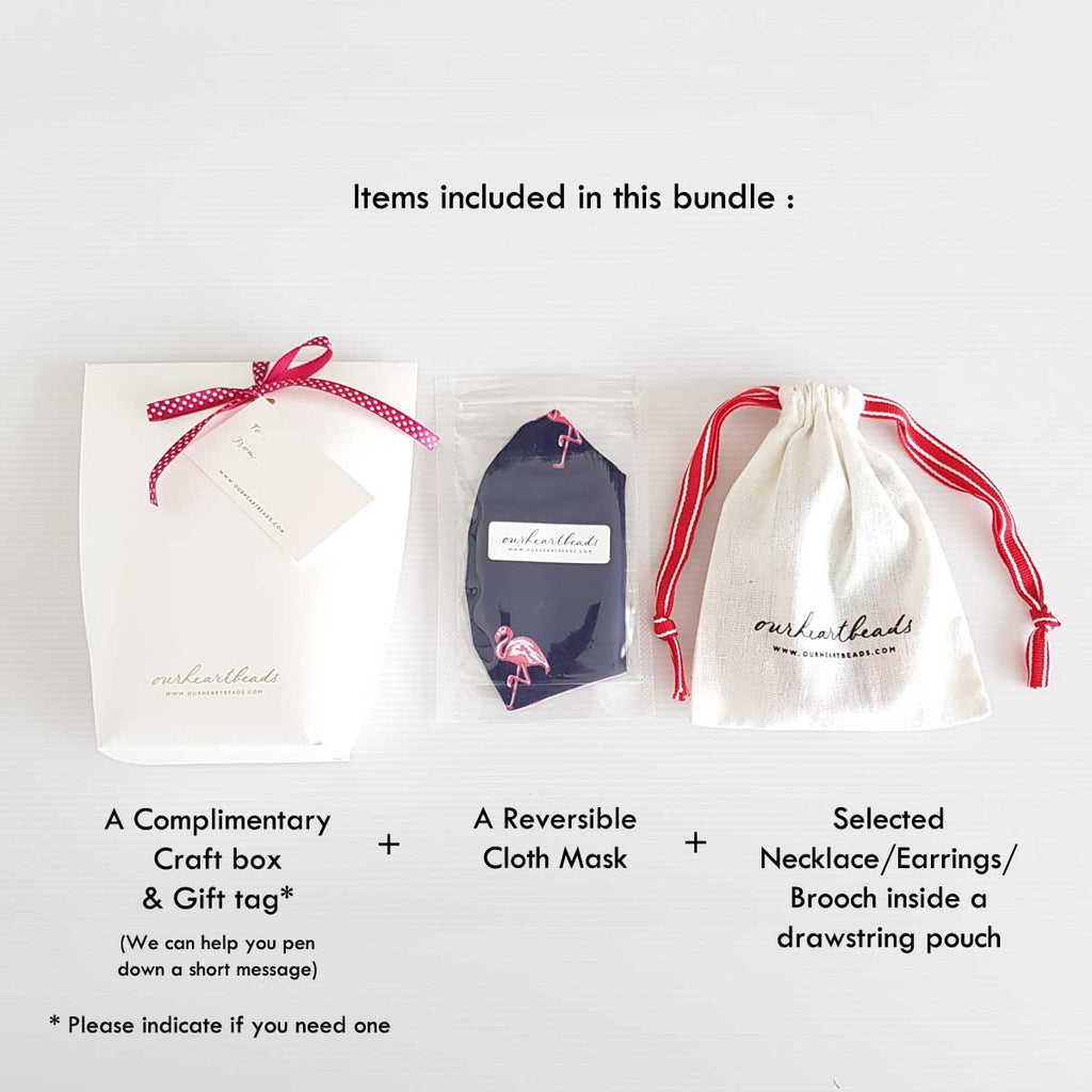 [Pre-order] Flamingo Mask Bundle B