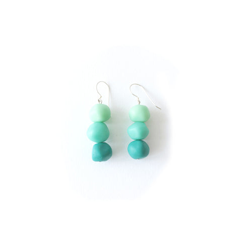Dango Mint Earrings