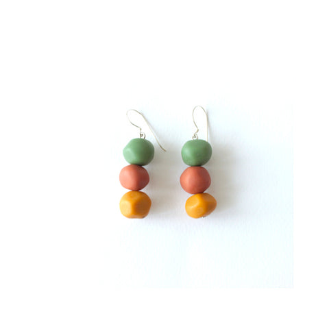 Dango Autumn Earrings