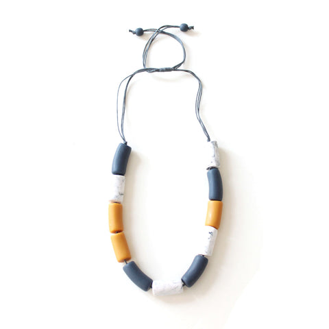 Jac Resin Necklace